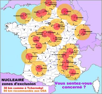 nucléaire français