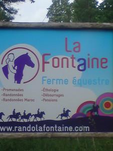 ferme équestre La Fontaine