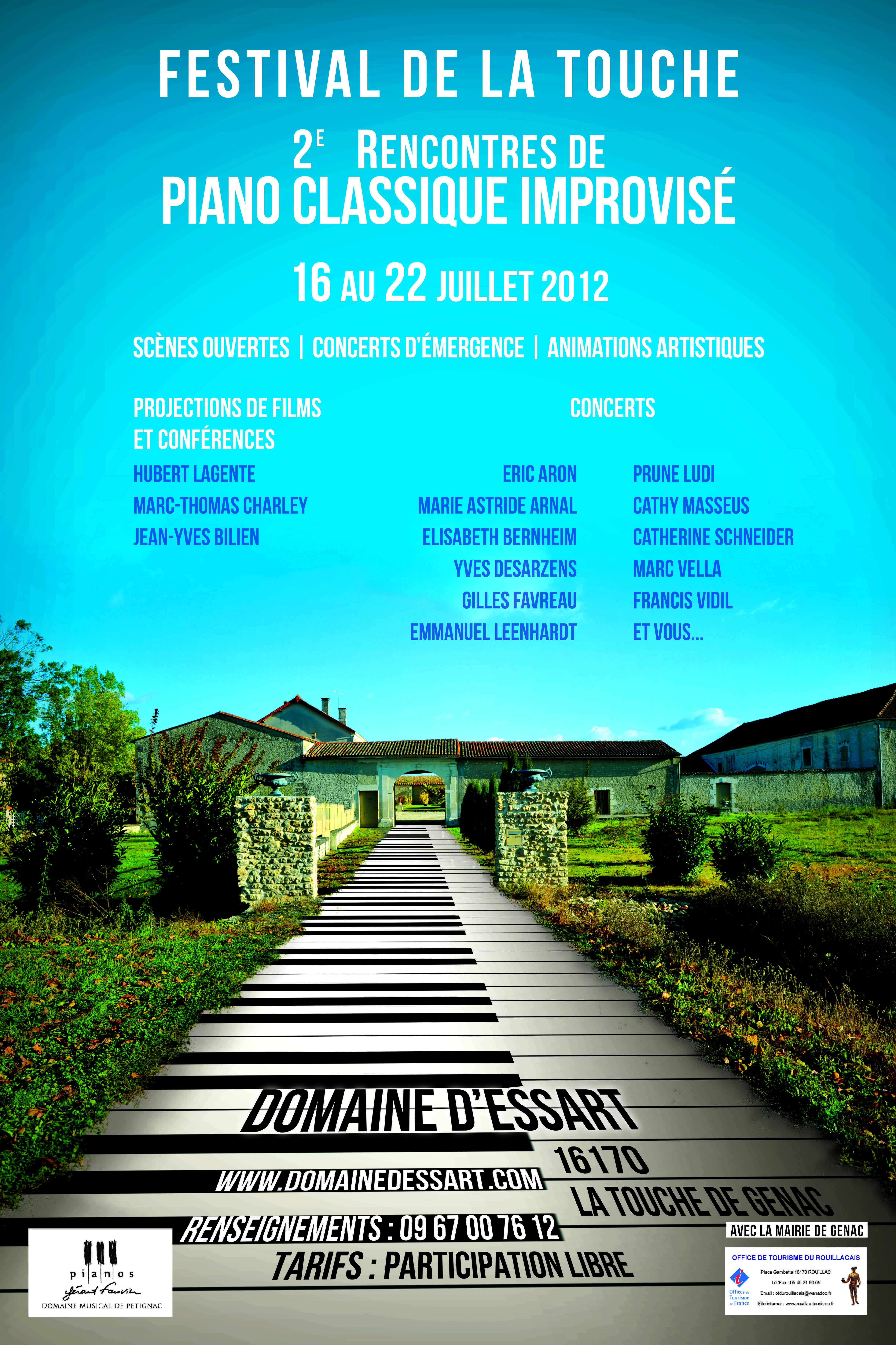 16 au 22 Juillet 2012