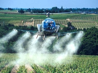 pétition contre insecticides aériens