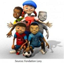Média éducatif : Fondation Lory