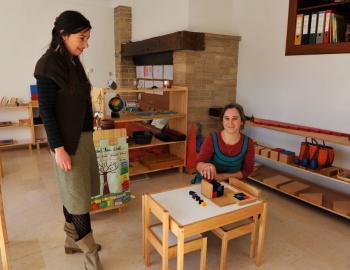 Enseignement Montessori à Cahors