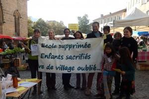 Sauver les écoles rurales !