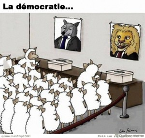Démocratie ?