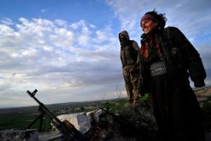 Démocratie Kurde